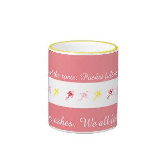 Ring around the rosie ringer mug