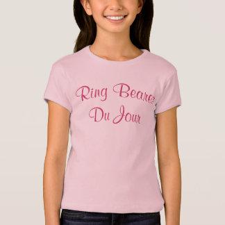 Ring Bearer Du Jour shirt