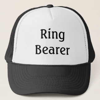 Ring Bearer hat