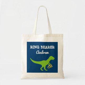 Ring bearer tote bag wedding party favor for kids