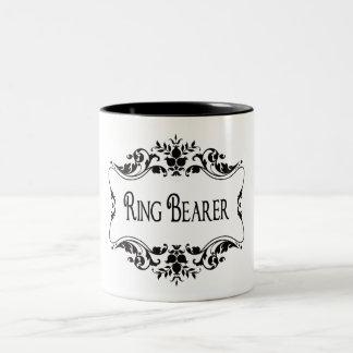 Ring Bearer Two-Tone Mug