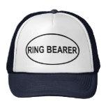 Ring Bearer Wedding Oval Hats