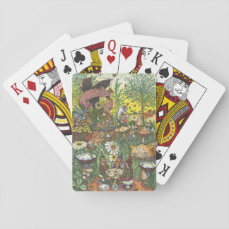 Ring Cycle Playing Cards
