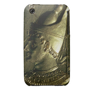 Ring depicting Ptolemy VI Pilometor (c.186-c.145 B iPhone 3 Case-Mate Case