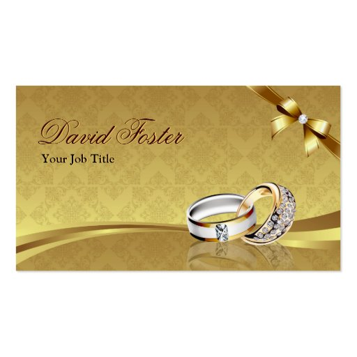 create your own jeweller business cards