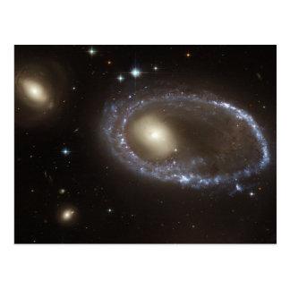 Ring Galaxy AM 0644-741 Postcard