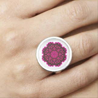 Ring Mandala n°1