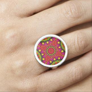 Ring Mandala Psychedelic Visions