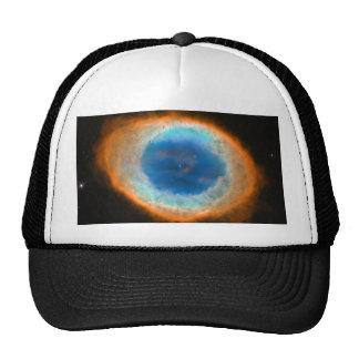 Ring Nebula Mesh Hats