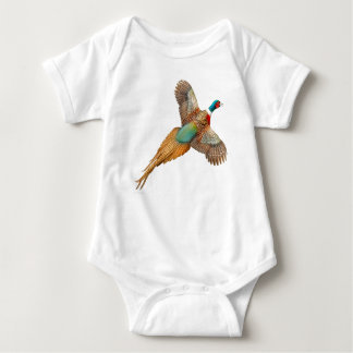 Ring Necked Pheasant Infant Creeper