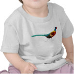 Ring Necked Pheasant Infant T-Shirt