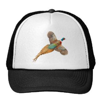 Ring Necked Pheasant Mesh Hat