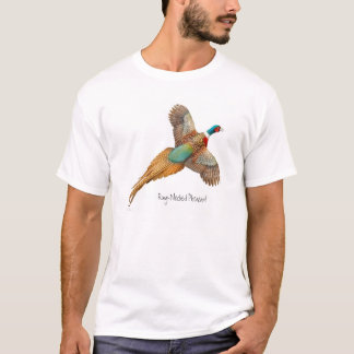 Ring Necked Pheasant T-Shirt
