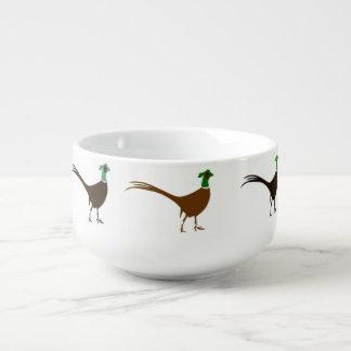 Ring-necked Pheasants Soup Mug