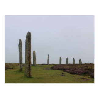 Ring of Brodgar (Orkney Island) Postcard
