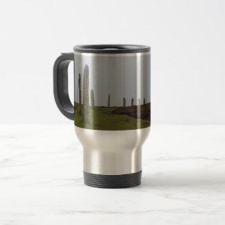 Ring of Brodgar (Orkney Island) Travel Mug