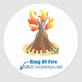 Ring Of Fire 2011 Stickers