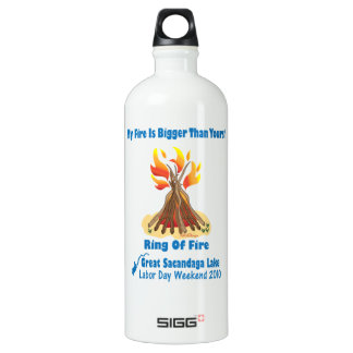 Ring Of Fire 2012 SIGG Traveller 1.0L Water Bottle