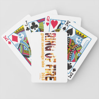 Ring Of Fire 2013 Bicycle Poker Cards