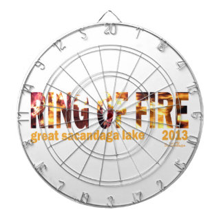 Ring Of Fire 2013 Dartboard