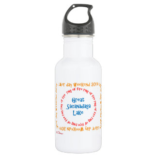 Ring Of Fire 2014 532 Ml Water Bottle