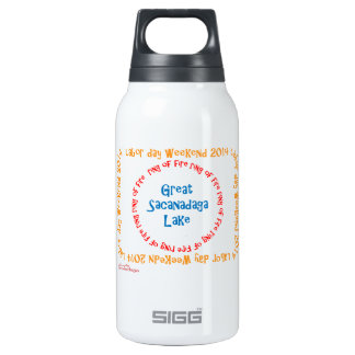 Ring Of Fire 2014 10 Oz Insulated SIGG Thermos Water Bottle