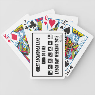 Ring Of Fire 2015 Poker Cards