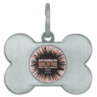 Ring Of Fire 2016 Pet Tags