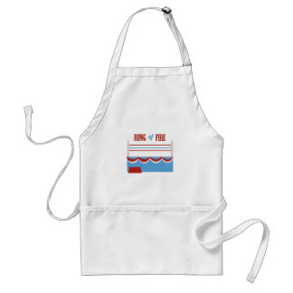 Ring Of Fire Aprons