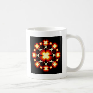 Ring of Fire Basic White Mug