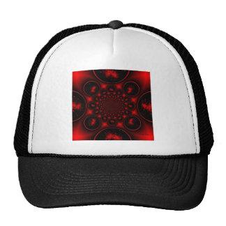 Ring of Fire Kaleidscope Trucker Hats