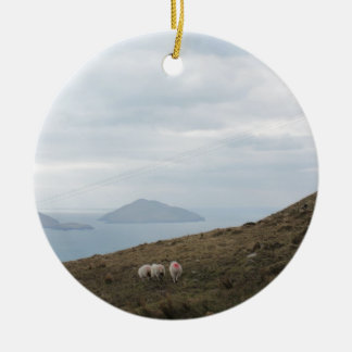 Ring of Kerry, Ireland Christmas Ornament