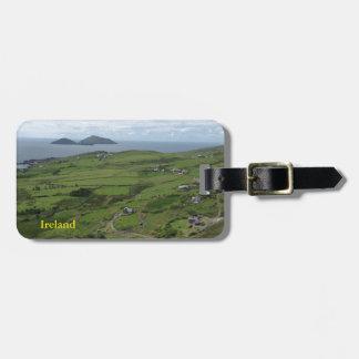 Ring Of Kerry Ireland Irish Ocean View Luggage Tag