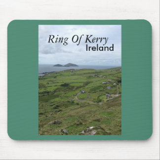 Ring Of Kerry Ireland Irish Ocean View Mouse Pads