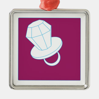 Ring Pop Christmas Ornament
