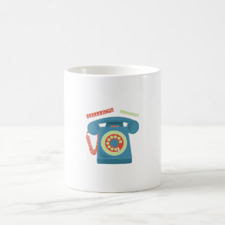 Ring Ring Coffee Mugs