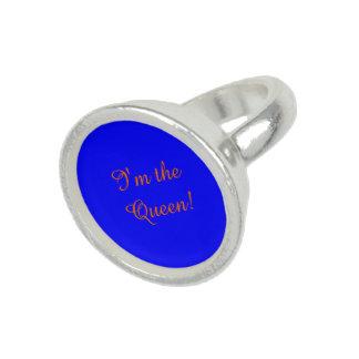 Ring Royal Blue