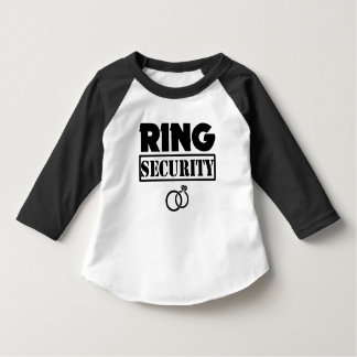 Ring Security toddler shirt