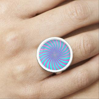 Ring Spiral Vortex