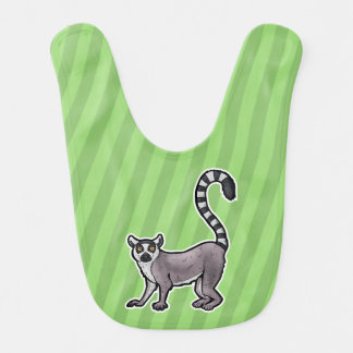 Ring Tailed Lemur Bib