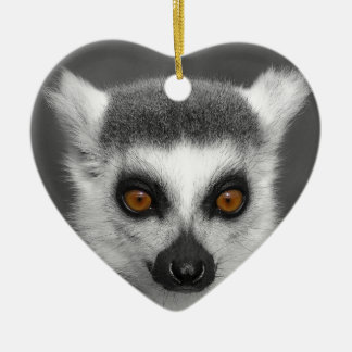 Ring Tailed Lemur Christmas Ornament