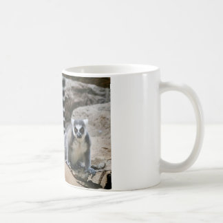 RIng Tailed Lemur Coffee Mug
