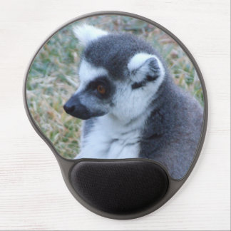 Ring Tailed Lemur Mousepad Gel Mouse Pad