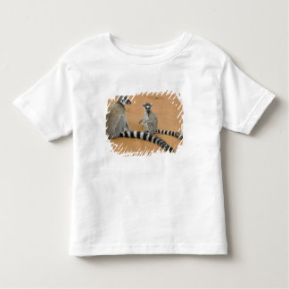 Ring-tailed Lemurs, (Lemur catta), Berenty Toddler T-Shirt