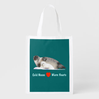 Ringed Seal Market Tote