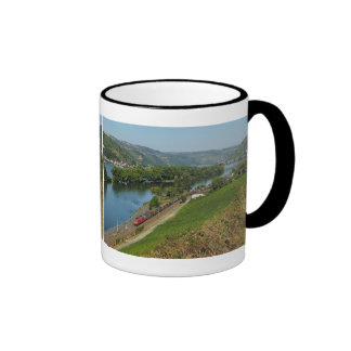 Ringer cup black central Rhine Valley with Lorch Ringer Mug