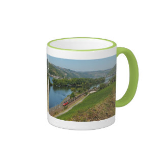 Ringer cup green central Rhine Valley with Lorch Ringer Mug