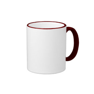 RINGER MAROON MUG gift Template + color text image
