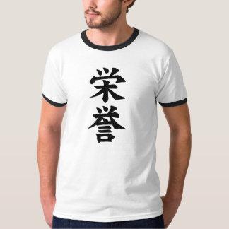Ringer t-shirt - Honour