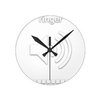 ringer wallclock